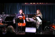 """Turtle Island Quartet's Mark Summer performs a Joni Mitchell Cover """"All I Want"""" with Tierney Sutton"""