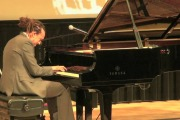 Award-Winning New York Jazz Pianist, Gerald Clayton plays live for Byron Janis